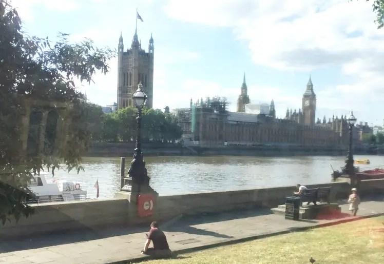 Londres en famille