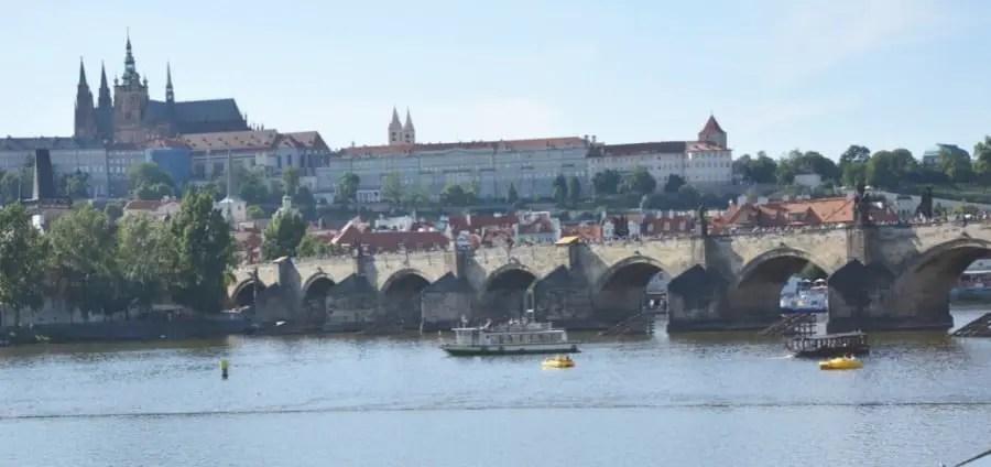 Visiter Prague en famille