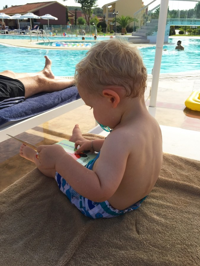voyager en all inclusive avec bébé