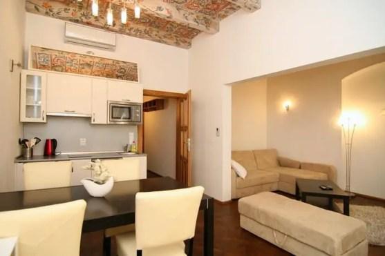 Appartement au coeur de Prague via AIRBNB