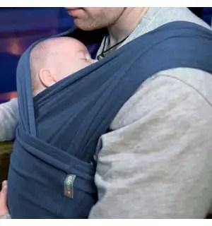 Porte bébé de voyage Caboo-CLOSE