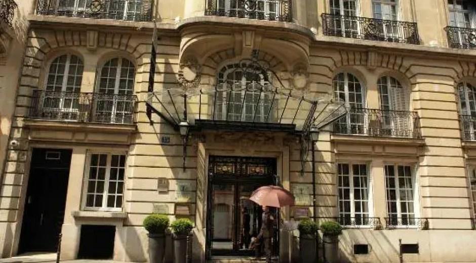 Hôtel Champs Élysées Plaza