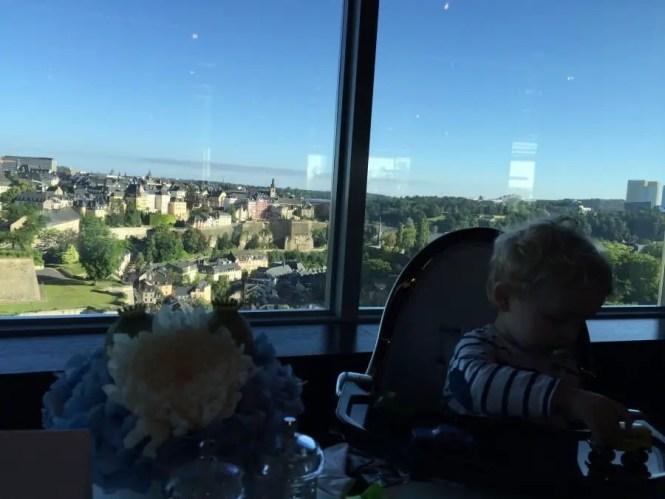 luxembourg, voyage et enfant, voyage et bébé sofitel