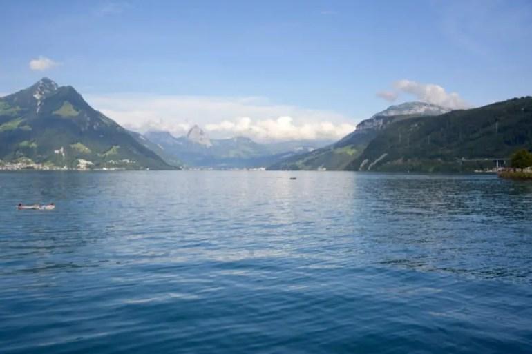 Lac de Lucerne