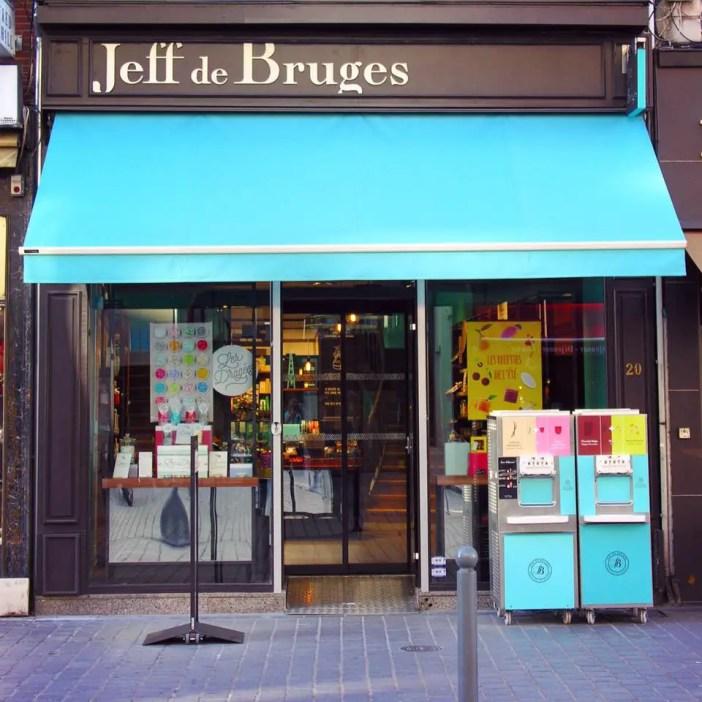 Jeff de Bruges lille national