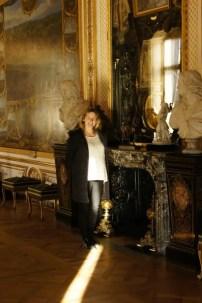 saint Valentin en famille dans un château