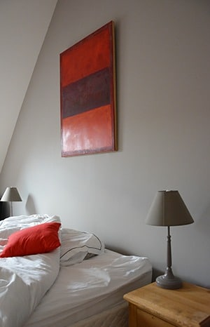 Où dormir sur la Côte d'opale ?Optez pour un gîte de charme au Clos Saint Pierre. chambre parentale, gite de charme au clos saint pierre
