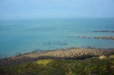 Côte d'Opale, vue depuis le gap gris nez Côte d'opale