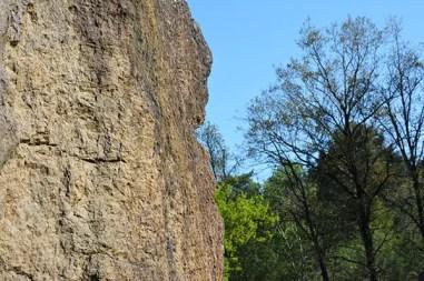 menhirs en gros plan Brocéliande en famille