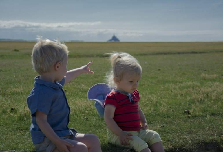 passer du temps avec ses enfants en voyage en Normandie