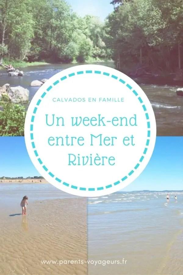 Calvados en famille, blog voyage en famille Val de Maizet plage de merveille Franceville avec des enfants