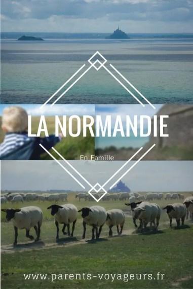 week-end en Normandie Normandie en famille
