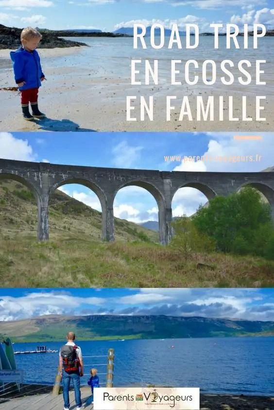 voyage en Ecosse en famille
