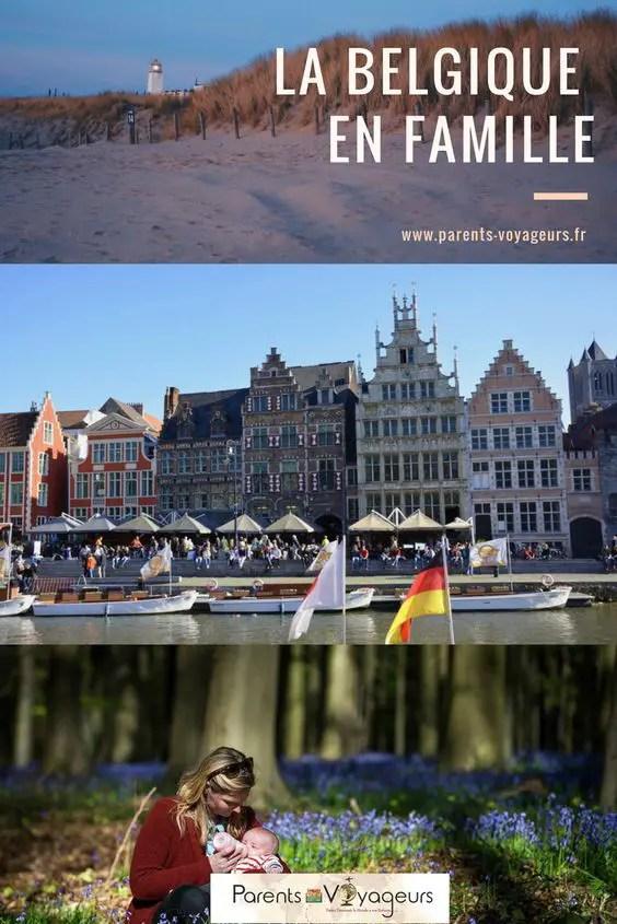 Dinant De haan ,Belgique en famille