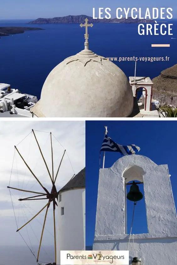 Les Cyclades :  que faire ? que voir sur l'île de Paros ? notre île coup de coeur