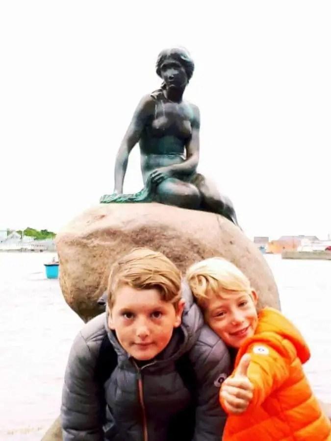 visiter Copenhague en famille