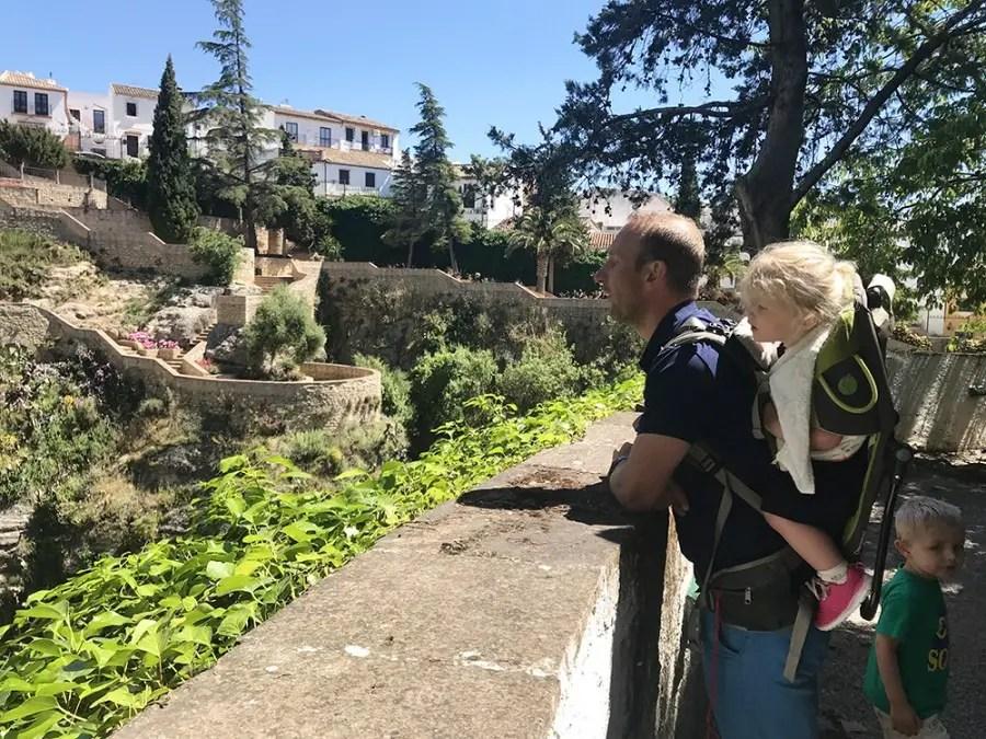 expatriation en espagne blog voyage en famille ronda andalousie