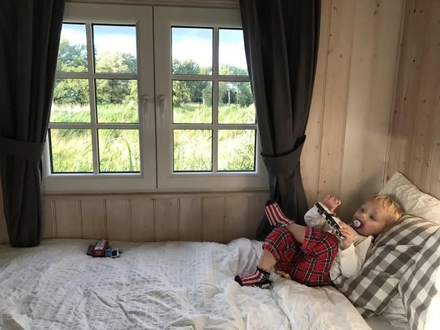 dormir dans une tiny house en famille