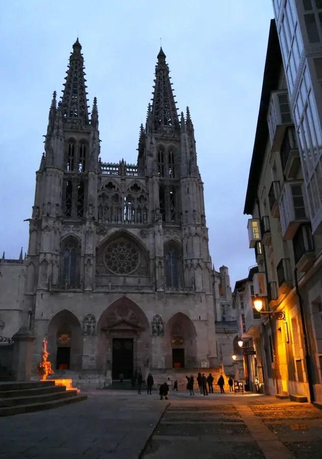visiter burgos en famille espagne cathédrale de burgos