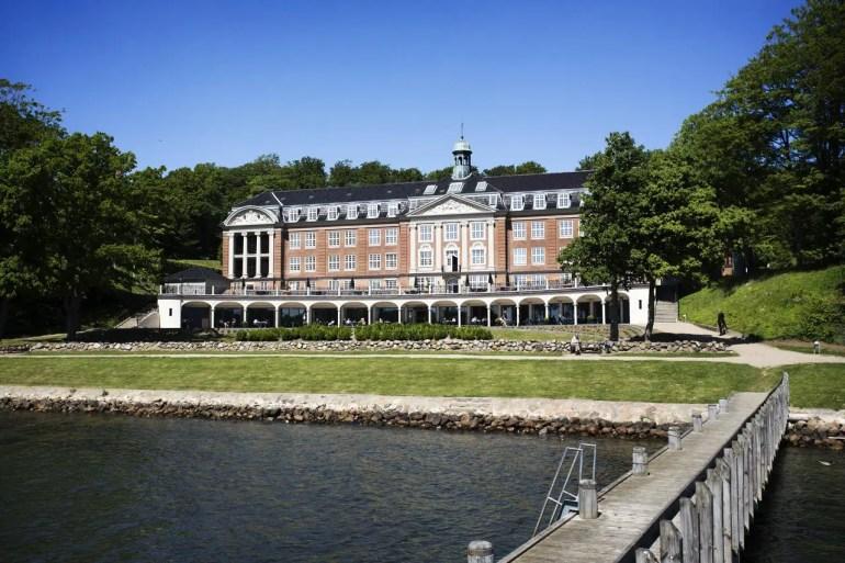 où dormir au danemark Hotel Koldingfjord