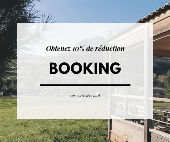 ressources pour voyager en famille, bon plan hébergement booking