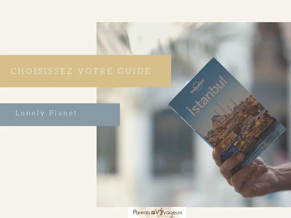 Ressources voyage choisir son guide de voyage