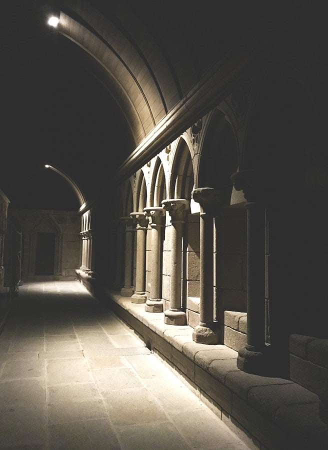 que visiter au mont saint michel et sa baie 1visite de l'abbaye
