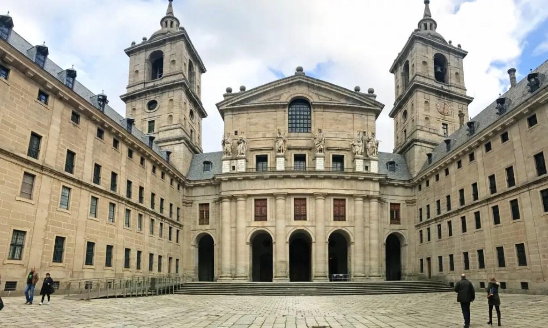Que faire à El escorial,interieur du monastère