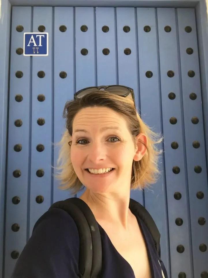 Emilie créatrice du  blog de voyage en famille -  Andalousie 2018 -