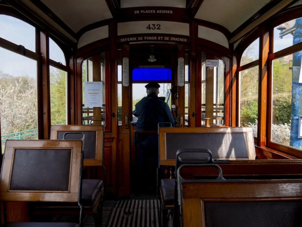 que faire avec des enfants tram touristique