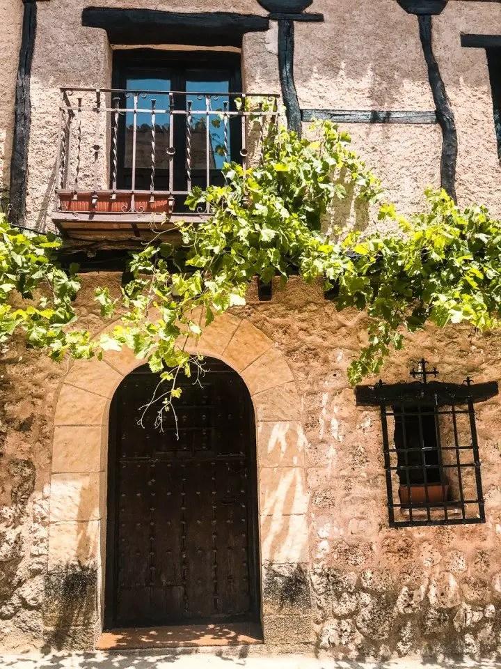 facade el olivar