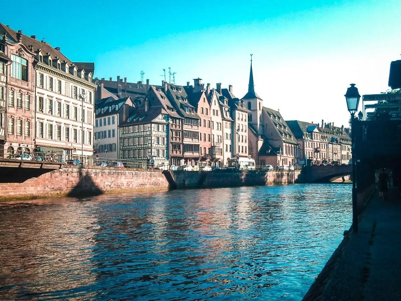 Strasbourg idée de vacnaces en France