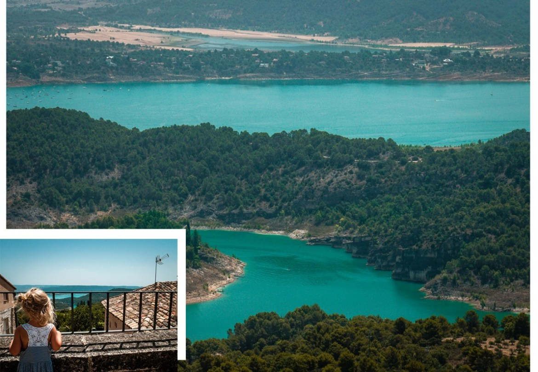 Lac proche de madrid