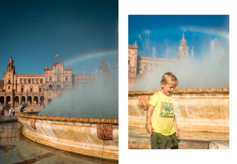 visiter Séville en 2 jours avec des enfants