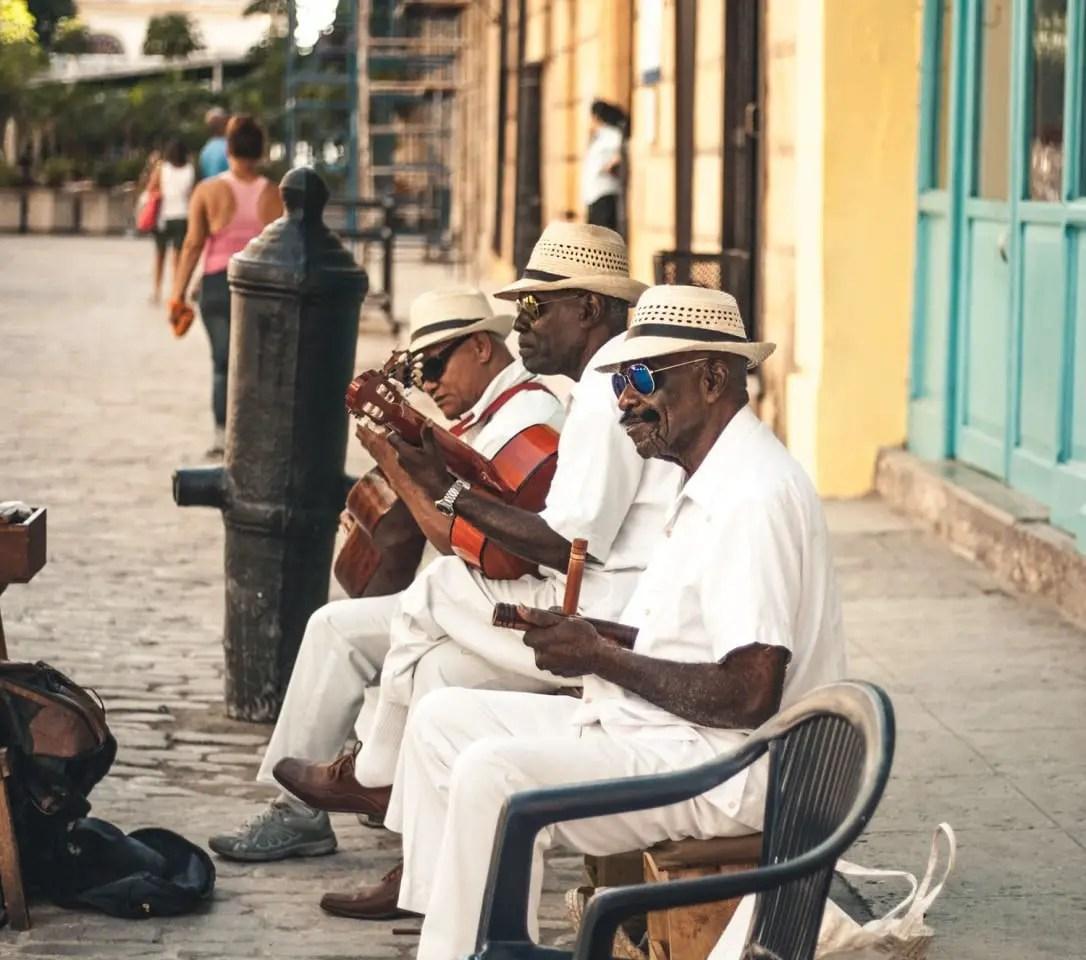 Visiter Cuba et découvrir des musiciens de rue