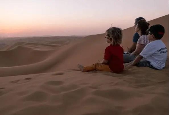 gestion des enfants malades en voyage