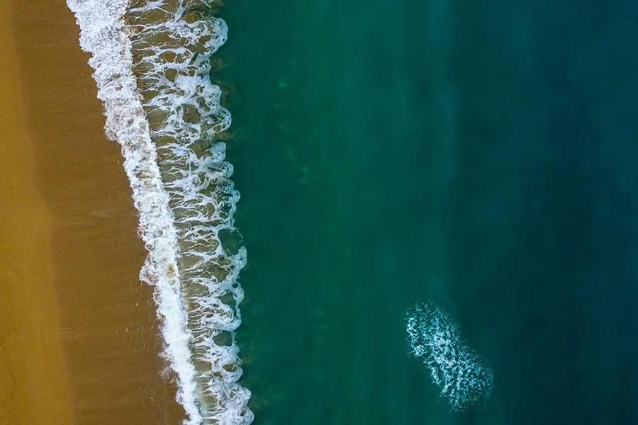 Visiter la guadeloupe en famille - plus belle plage
