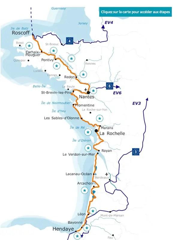 Voyage à vélo en France : La Vélodyssée