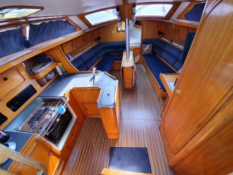 où dormir sur un bateau en France