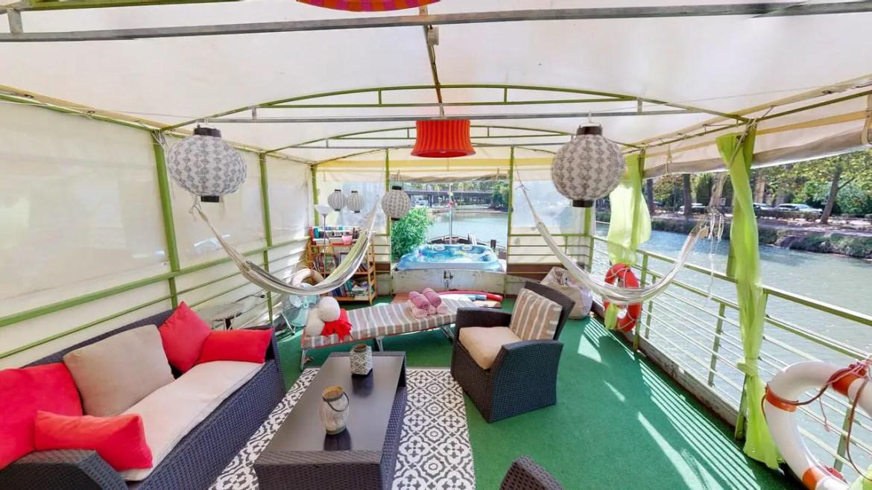 où dormir sur un bateau en France ?