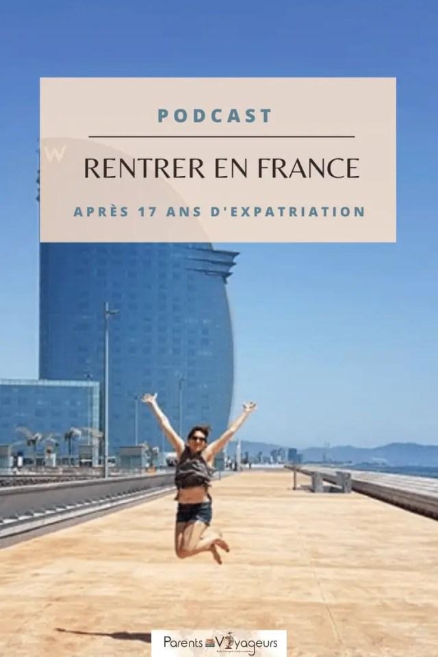 rentrer en France après une expatriation
