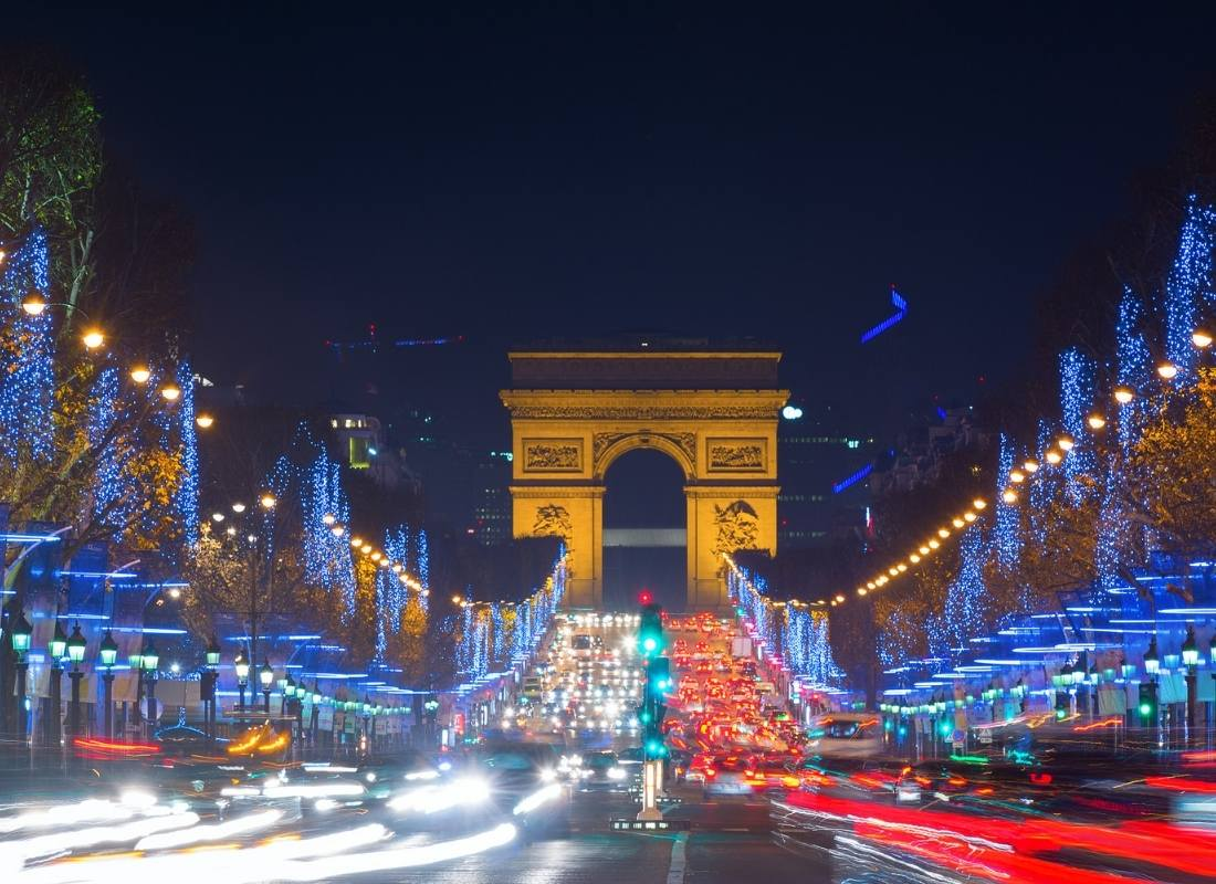 visiter Paris à Noël avec les enfants