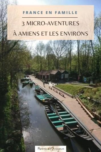 Amiens en famille