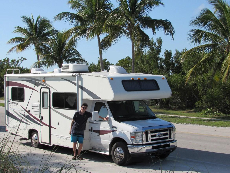Voyager en camping-car - Le défi du stationnement
