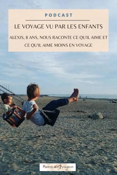 Le voyage vu par les enfants - Pinterest