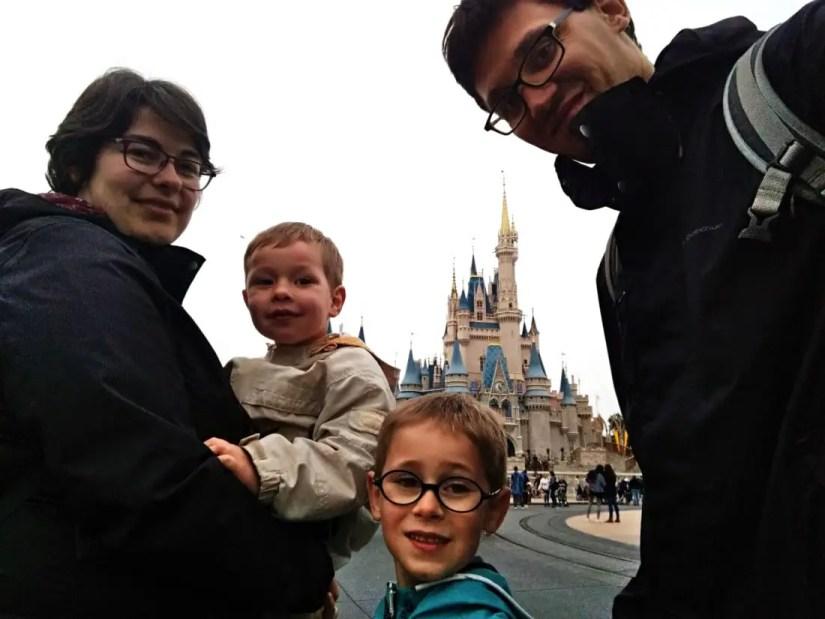 Le voyage vu par les enfants - Disney
