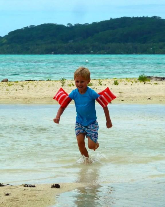 Le voyage vu par les enfants - Polynésie