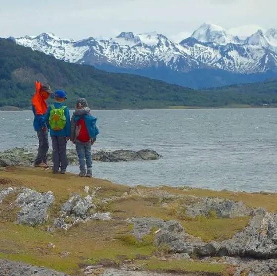 Voyage Amérique du Sud enfants - Terre de Feu