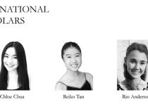 Sonata Dancewear International Student Scholarship