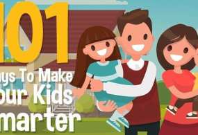 101 Ways to Make Your Kids Smarter